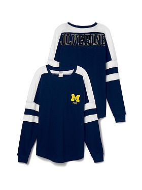University of Michigan Varsity Pocket Crew Medium