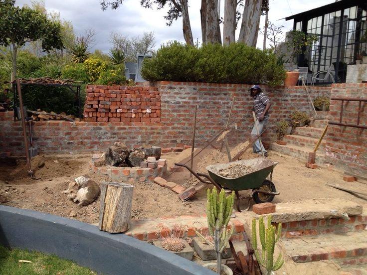 Joe De Villiers Designs ~ Men @ Work ~ Shisa Guest Farm for Men Only ~ Tulbagh, Western Cape RSA