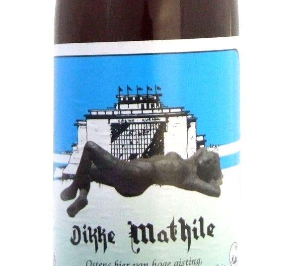Dikke Mathile 250ml Beer in New Zealand - http://www.nlbeer.co.nz/beer-from-netherlands-in-nz/dikke-mathile-250ml-beer-in-new-zealand/ #NL #Netherlands #beer #NewZealand