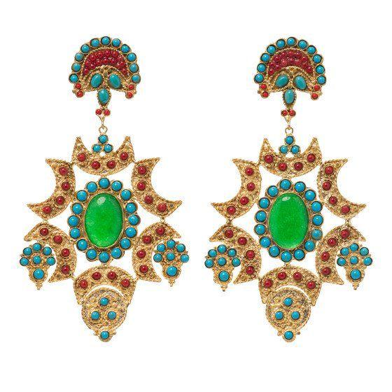 Domitia Earrings