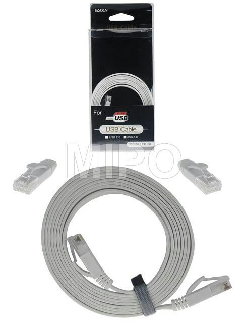 Kabel Flat Lan 1.5m Cat 5e  High Quality Cat 5e LAN Network Cable.   - Flat Cable - Length : 1.5 meter - LAN Cat 5e specified with maximum transmission speed of up to 1000mbps.  Weight : 200gram  Harga rp65.000 Info detail di : www.tokomipo.com