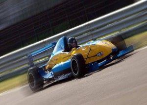 Formula1 experience provided by AuroraXplorer