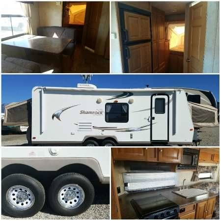 2010 Forest River Shamrock 23SS for sale  - Beaumont, CA | RVT.com Classifieds