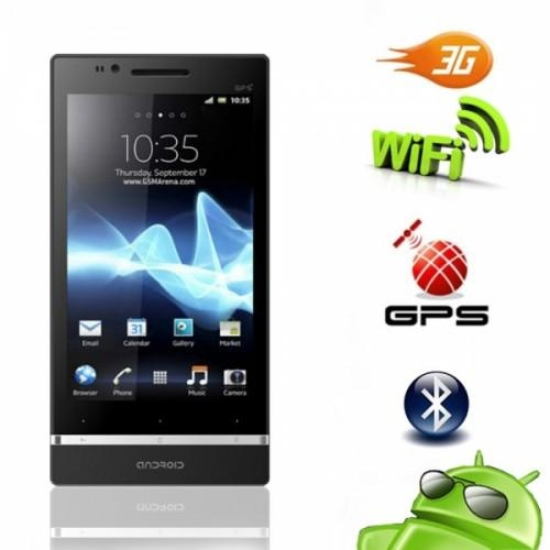 "4.0"" Dual SIM Touch Unlocked Phon"