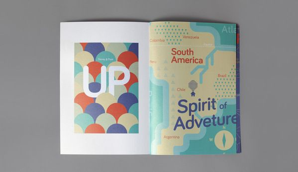 Beautiful Booklet Print Design For Inspirations