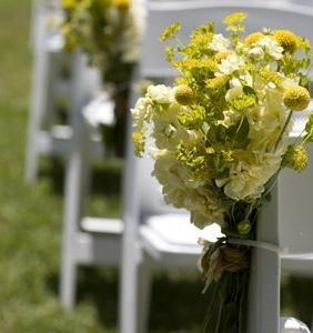 Cerimonial Do Pedido ao Altar: Casamento ao ar livre.