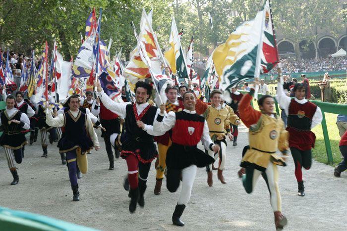 Vivan las tradiciones (Palio di Ferrara)