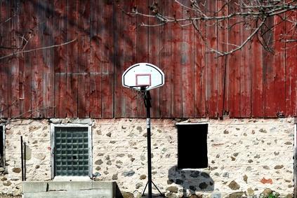 basketball court measurements
