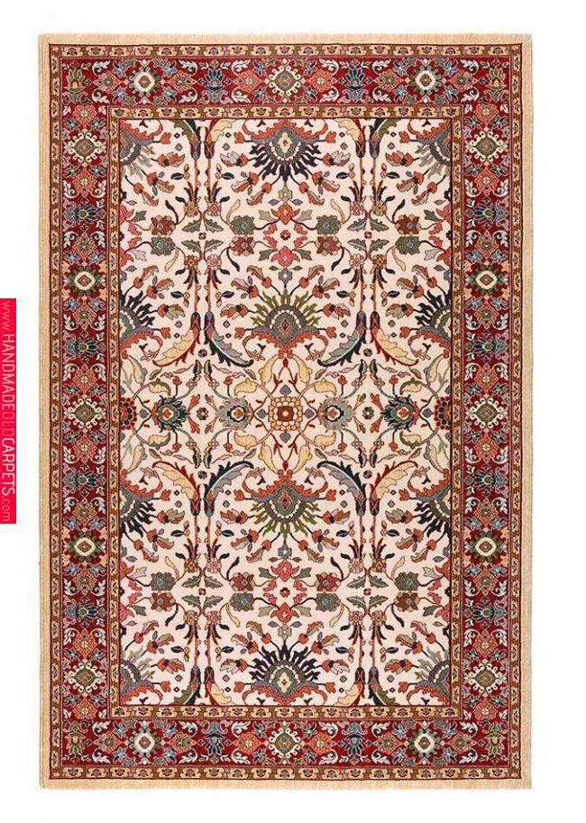 Alfombra De Lana Clasica Ibai 01 Beige Rugs On Carpet Patterned