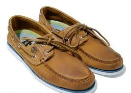 Something for the weekend - Timberland deck shoes