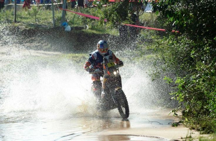 Dakar: Toby Price domina 2ª etapa, Paulo Gonçalves 3º
