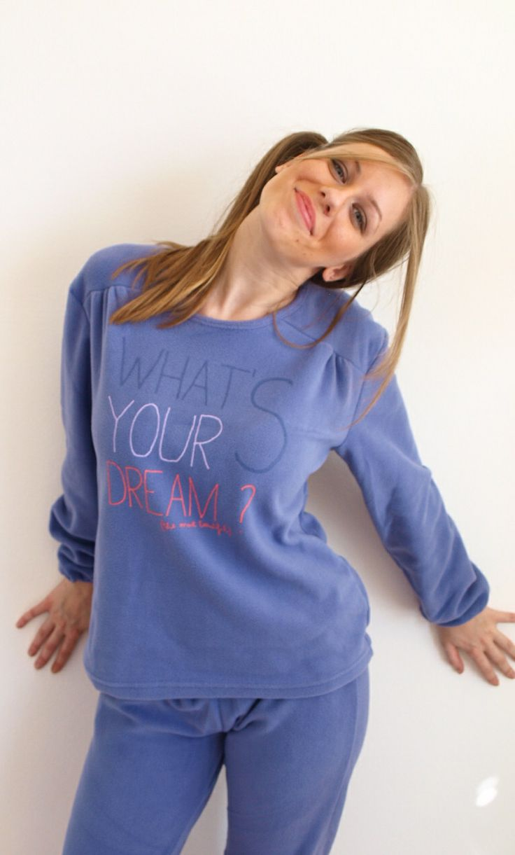 What's your dreams?  Cozy one http://lutecia.gr/Sleepwear?product_id=495