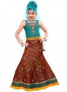 Kids Lehenga Designs Collection – Girls Lehenga Collection 2012