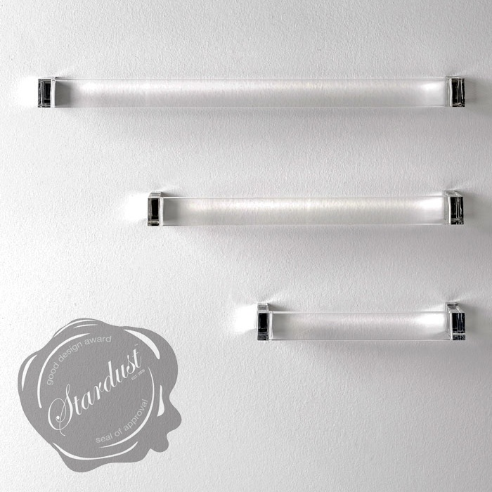 The Classic Towel Bar Gets A Sophisticated Updated With A