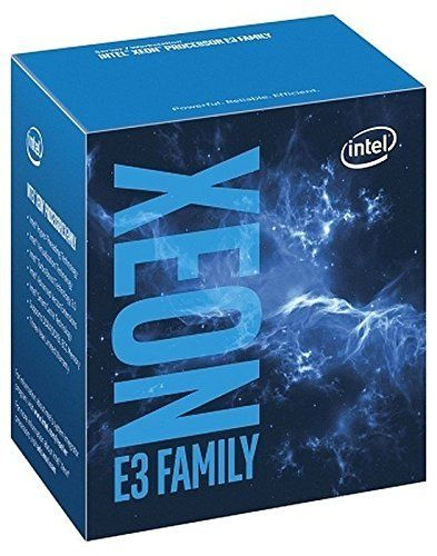 Intel 1151 Xeon E3-1245v5 Box 3.5 GHz 8 MB Cache CPU  Black This is rated as one of the top items sold online in Computers category in UK. Click below to see its Availability and Price in YOUR country.