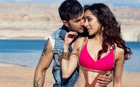Varun Dhawan And Shraddha Kapoor in ABCD 2 Movie Wallpapers Download available at Hdwallpapersz.net