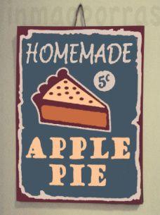 La mejor tarta de manzana del mundo!!