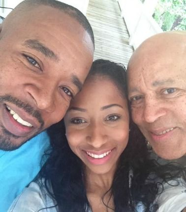 """Who Holds Him Accountable?"" Amina Mosley, Eldest Child Of Jay Williams, Writes Open Letter To Iyanla"