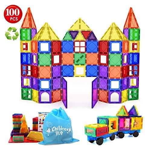Children Hub 100pcs Magnetic Tiles Set – Building Constru... https://www.amazon.com/dp/B0746F7744/ref=cm_sw_r_pi_dp_U_x_8TYsAb4GV1H5S