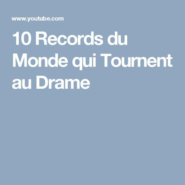 10 Records du Monde qui Tournent au Drame