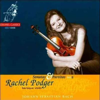 Club Clean Rachel Podger - Bach:Sonatas & Partitas Vol. 2