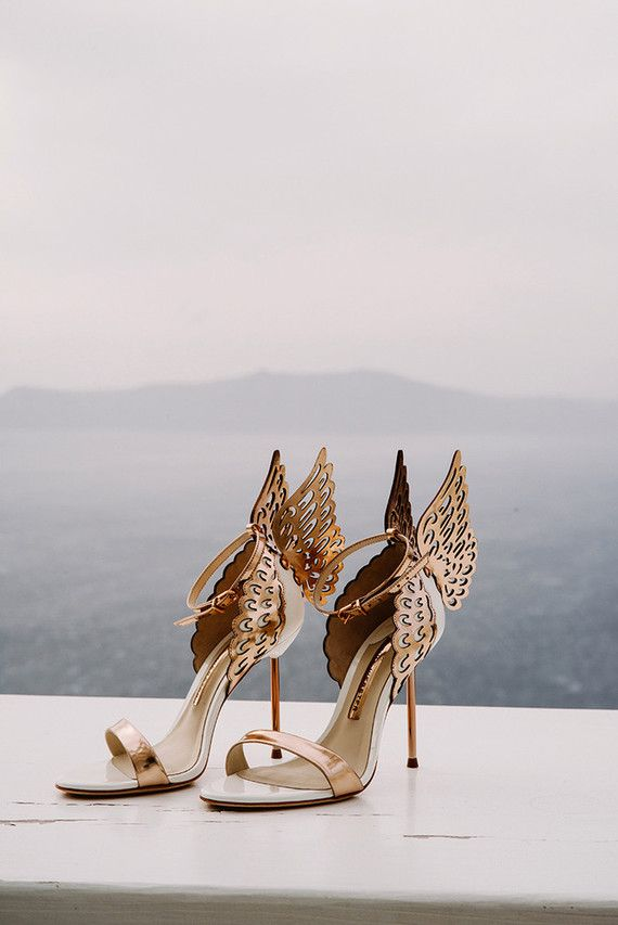 Sophia Webster heels. Wow