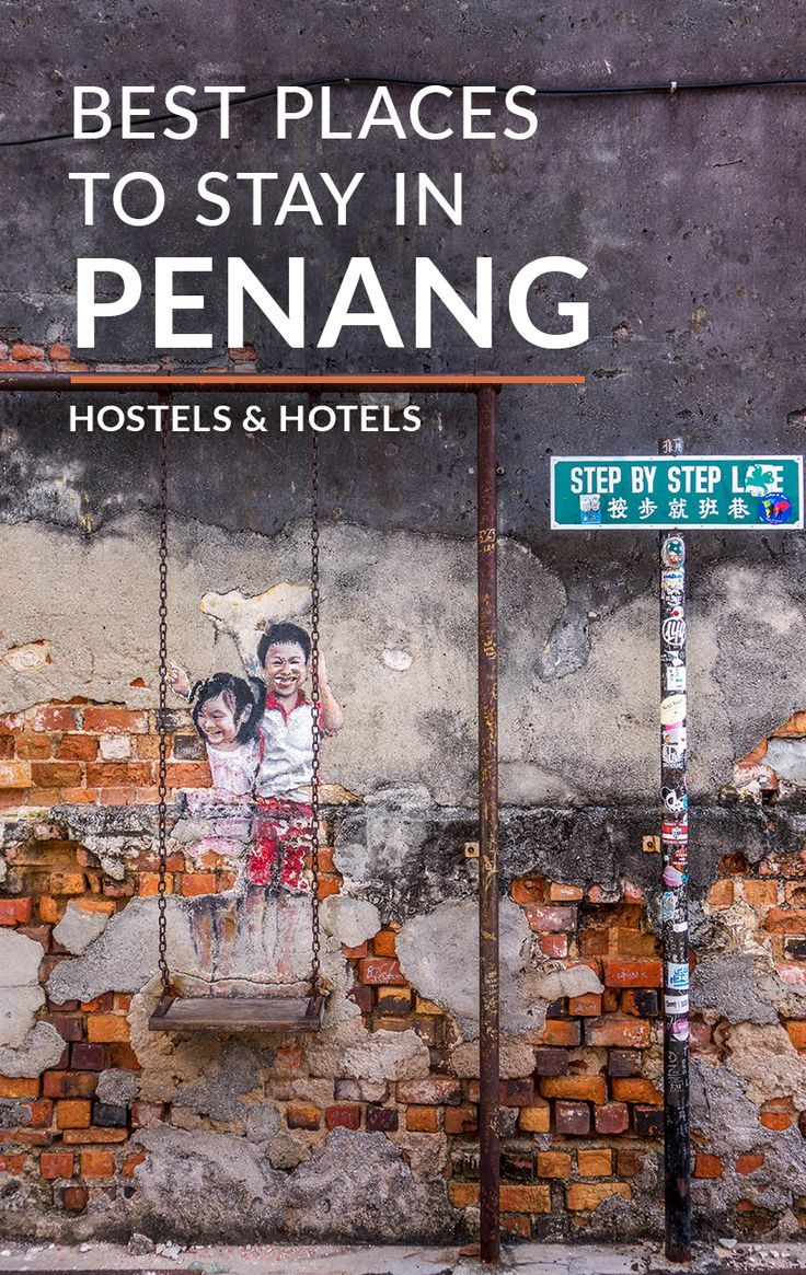 Traveling to Penang, Malaysia soon? Check out our list of the best places to stay in Penang!