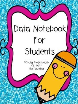 Data Notebook for Students- Increasing students' effort, motivation, and determination for academic success! Every year teachers struggle with student accountability. How to I get them motivated to work hard and put forth their best effort? The answer