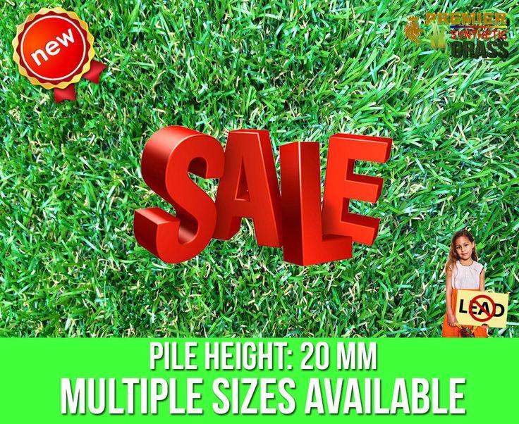 Fake Garden Mats 20mm Quality Artificial Grass Great Sandy $18.99 per sqm