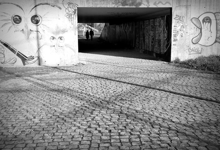 Streets - Coimbra, Portugal
