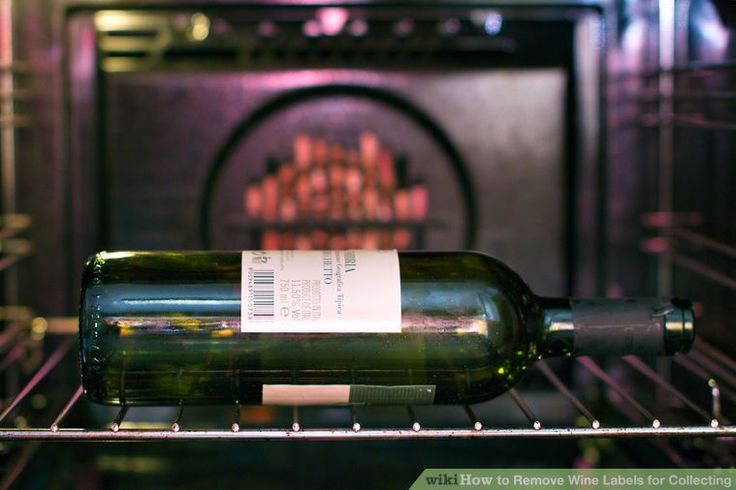 4 Ways to Remove Wine Labels for Collecting - wikiHow