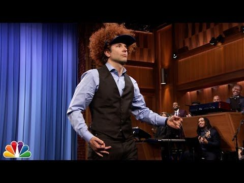 Bradley Cooper Is Ridiculously Good At The Air Guitar