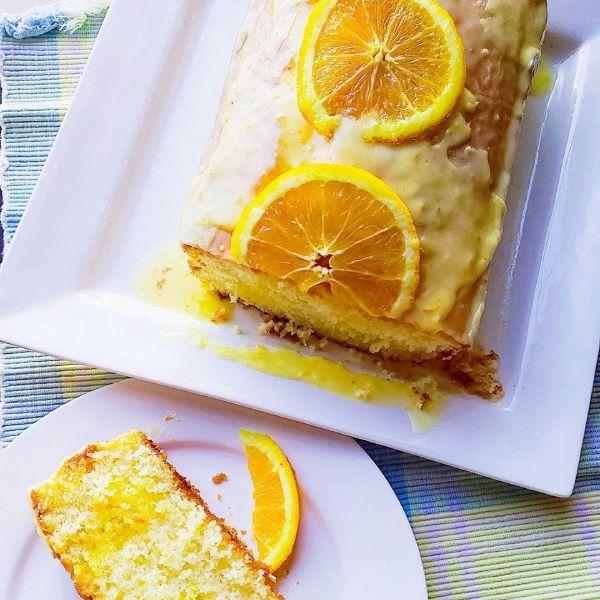 طريقة كيكة البرتقال بالزبادي كيكة برتقال شهيه 2020 Food Fruit Grapefruit