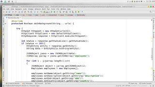 217 Android Studio JSON JavaScript Object Notation http://ift.tt/2qZW1ow