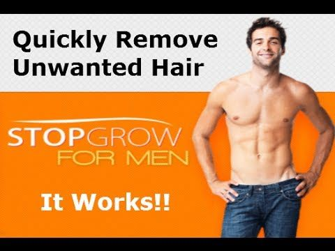 Permanent Hair Removal For Men: The best permanent hair removal cream for men