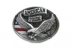 Boucle ceinture american pride