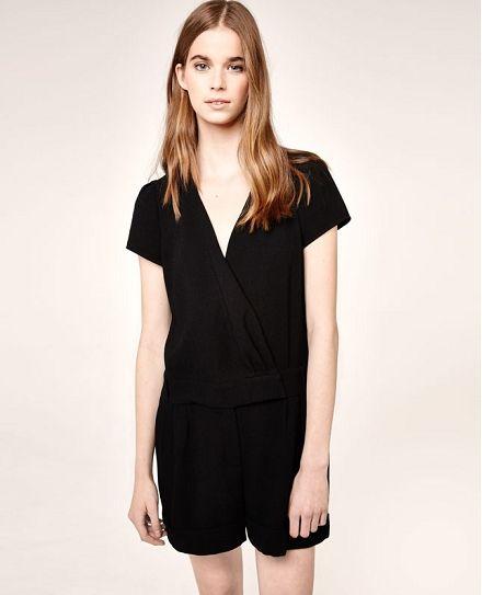 Combi-short, vêtements mode femmes : Comptoir des Cotonniers