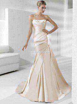La Sposa Fanal Wedding Dress $480