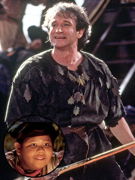 Hook Costar on Robin Williams: 'He Was TrulyPeter Pan' http://www.people.com/article/robin-williams-hook-raushan-hammond