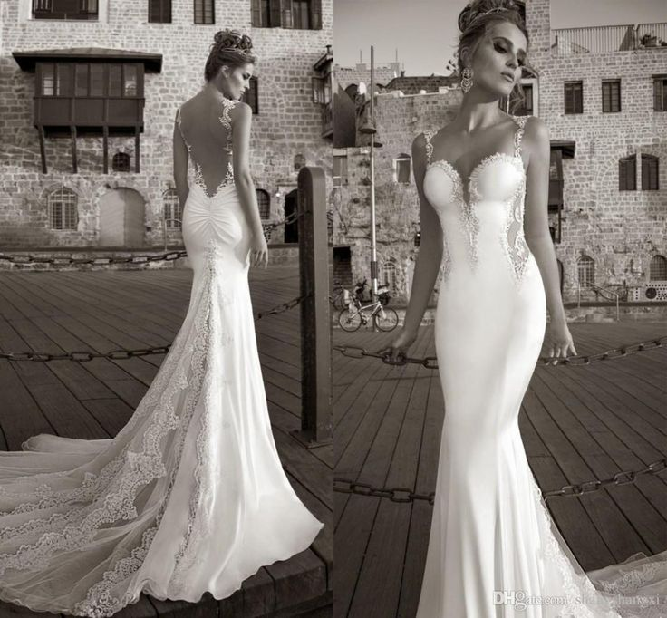Free shipping, $112.57/Stück:buy wholesale Galia Lahav 2016 Brautkleider Kollektion Sexy Meerjungfrau-geöffnetes zurück Brautkleid-Schatz-Spitze Satin Kapelle Zug Brautkleider from DHgate.com,get worldwide delivery and buyer protection service.