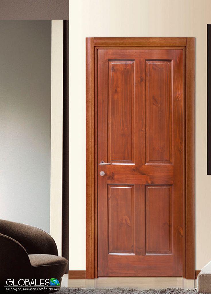 11 mejores im genes sobre puertas de madera globales en for Casas con puertas de madera