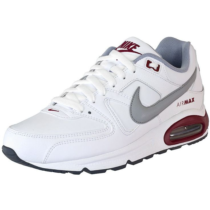 Sneaker Nike Air Max Command Leather white/grey ★★★★★