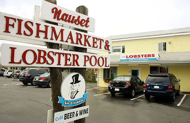 Nauset Fish and Lobster, Orleans | Uber-fresh Seafood; best mussels anywhere. Amazing beautiful product sold by staff who know how to prepare everything.