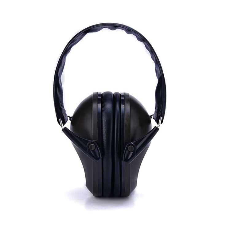 Anti-noise Earmuffs Tactical Outdoor Hunting Shooting Hearing Protection Ears Protector Soundproof Ear Muff For Hunting Black