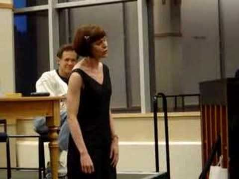 "Susan Egan ""Gimme Gimme"" from THOROUGHLY MODERN MILLIE  ~she's probably one of my heroes"