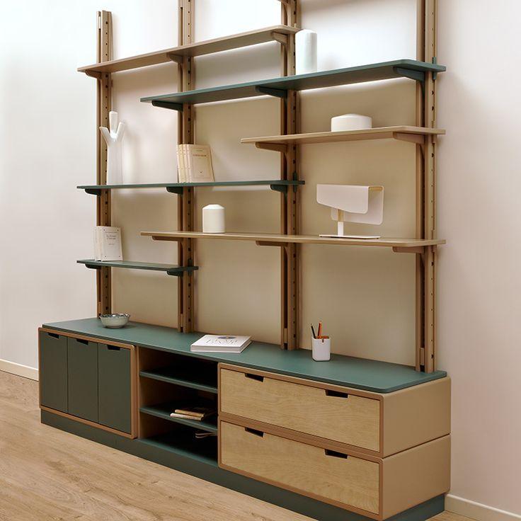 lit mezzanine loggia solutions pour amnager le dessous duun lit mezzanine with lit mezzanine. Black Bedroom Furniture Sets. Home Design Ideas