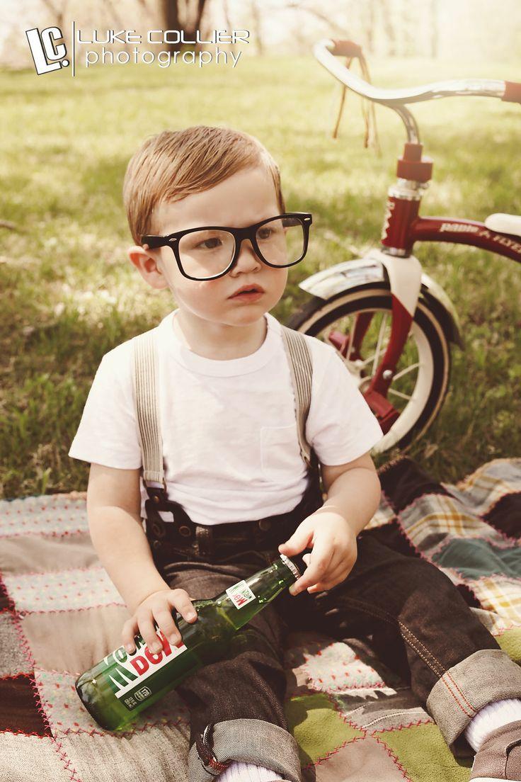 Vintage Retro Children Kids Photography Ideas
