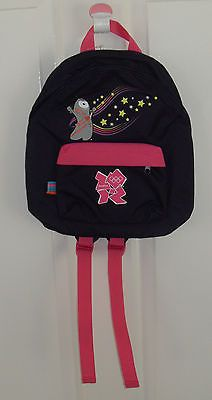 #London 2012 kids #mascot #backpack,  View more on the LINK: http://www.zeppy.io/product/gb/2/222300666745/
