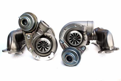 BMW N54 Stage 3 Turbo Kit