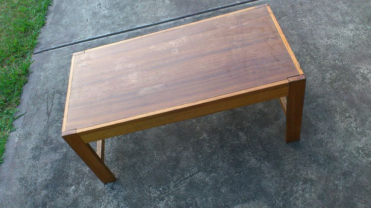 Solid Timber coffee table Bargain!